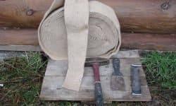 Wooden Evolution: Kонопатка сруба - фото 3
