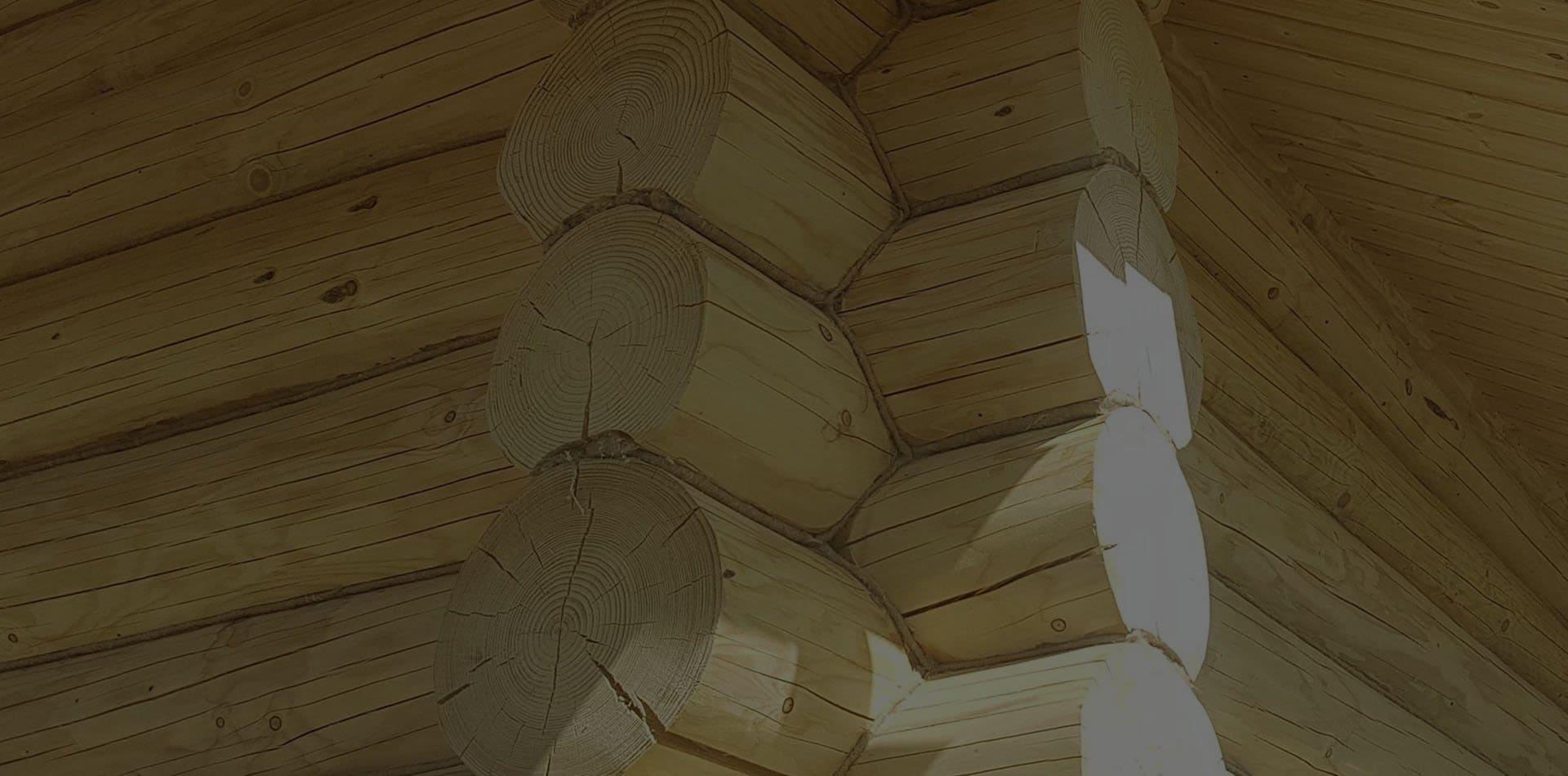 Wooden Evolution: Kонопатка сруба
