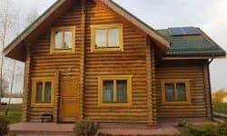 Wooden Evolution: Реставрация деревянных домов - фото 1