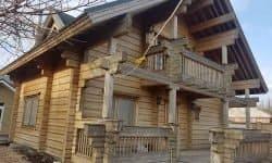 Wooden Evolution: Реставрация деревянных домов - фото 6