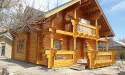 Wooden Evolution: Реставрация деревянных домов - фото 7