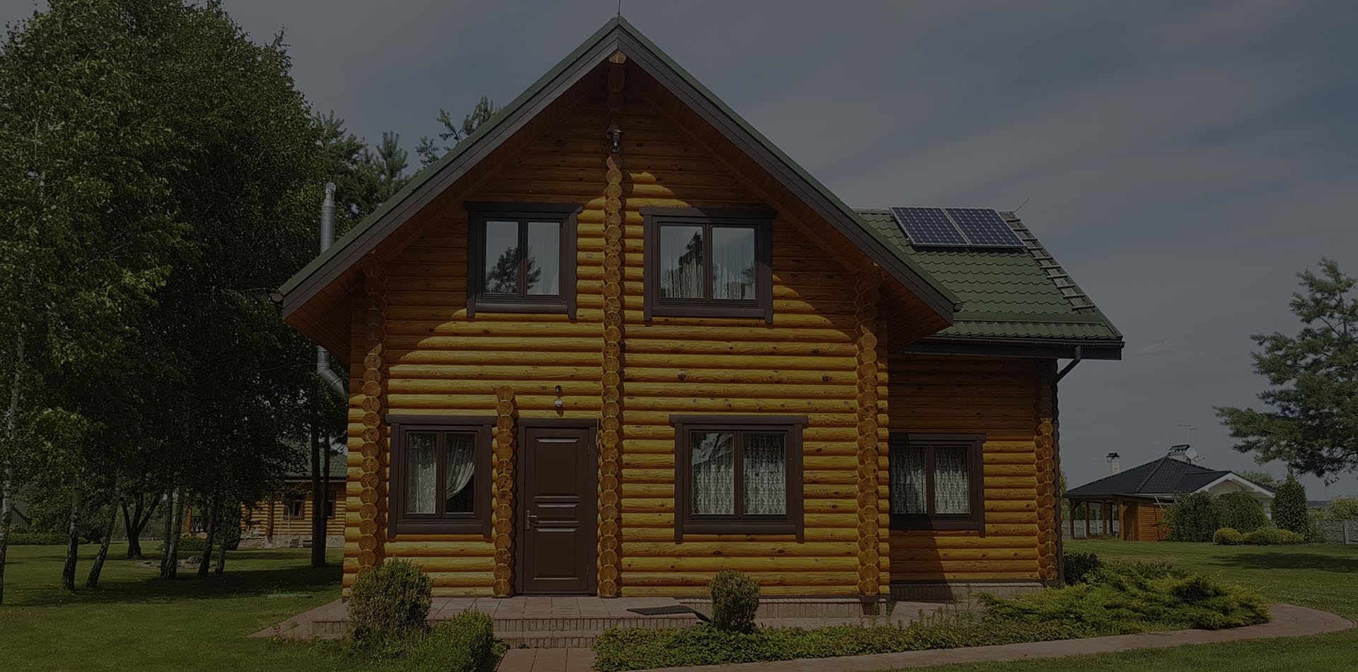 Wooden Evolution: Реставрация деревянных домов