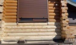 Wooden Evolution: Шлифовка сруба - фото 1