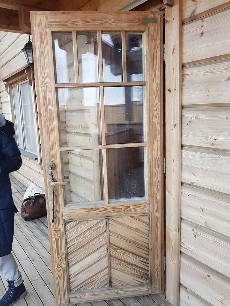 Wooden Evolution: Реставрация дома из клееного бруса Honka (Белосарайская Коса) - фото 7