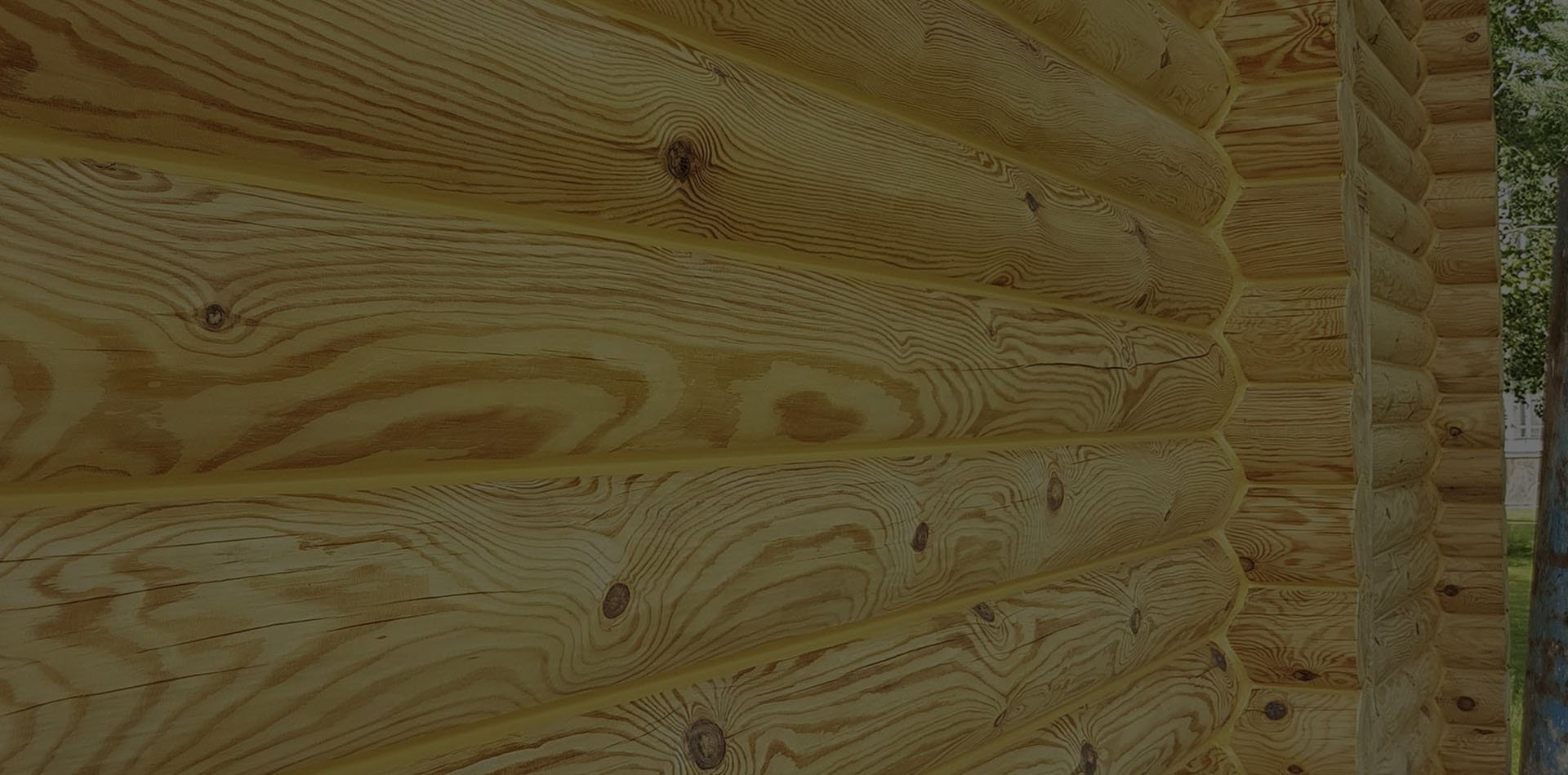 Wooden Evolution: Герметизация швов