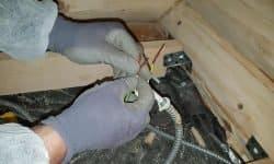 Wooden Evolution: Электромонтажные работы - фото 2