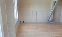 Wooden Evolution: Электромонтажные работы - фото 9