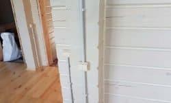 Wooden Evolution: Электромонтажные работы - фото 12