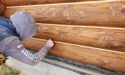 Wooden Evolution: Герметизація швів (фото 12)