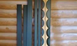 Wooden Evolution: Монтаж наличников - фото 8