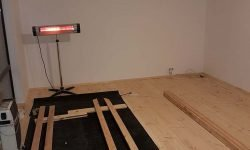Wooden Evolution: Монтаж пола - фото 2