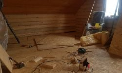 Wooden Evolution: Монтаж пола - фото 5