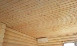 Wooden Evolution: Монтаж потолка - фото 1
