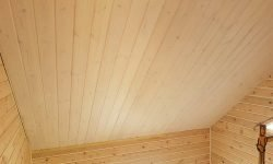 Wooden Evolution: Монтаж потолка - фото 2