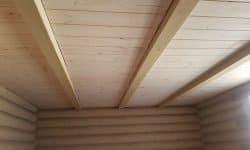 Wooden Evolution: Монтаж потолка - фото 3