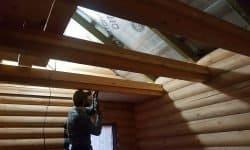 Wooden Evolution: Монтаж потолка - фото 4