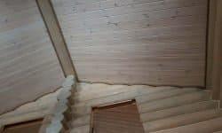 Wooden Evolution: Монтаж потолка - фото 5