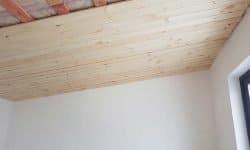 Wooden Evolution: Монтаж потолка - фото 6