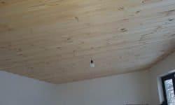 Wooden Evolution: Монтаж потолка - фото 7