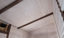 Wooden Evolution: Монтаж потолка - фото 8