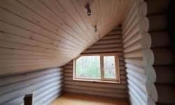 Wooden Evolution: Монтаж вагонки - фото 12