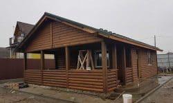 Wooden Evolution: Отделка деревянного дома - фото 3