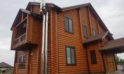Wooden Evolution: Отделка деревянного дома - фото 4