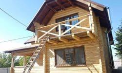 Wooden Evolution: Отделка деревянного дома - фото 5