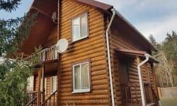 Wooden Evolution: Отделка деревянного дома - фото 8