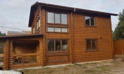 Wooden Evolution: Отделка деревянного дома - фото 9