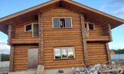 Wooden Evolution: Отделка деревянного дома - фото 15