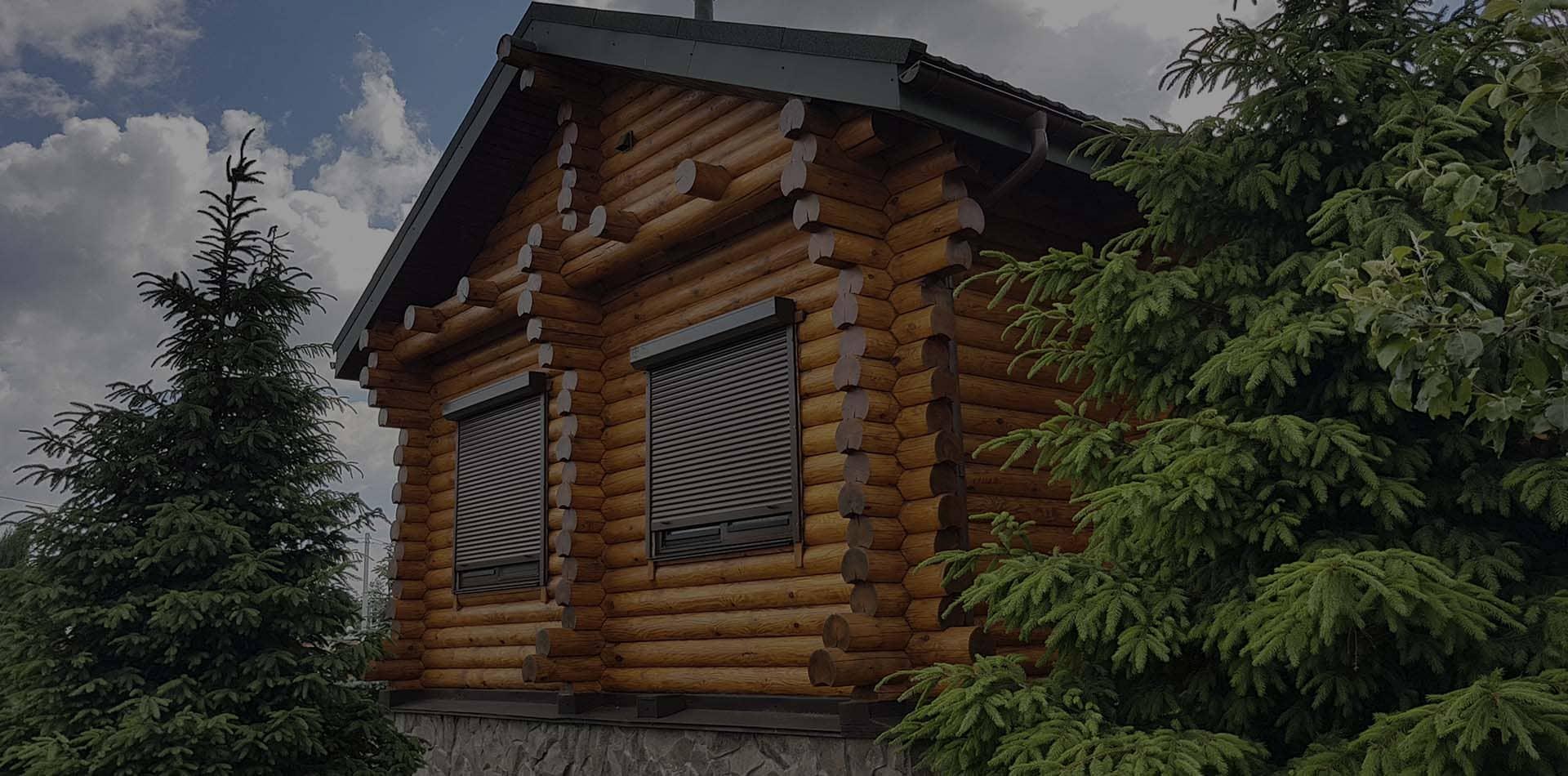 Wooden Evolution: Отделка деревянного дома