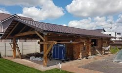Wooden Evolution: Реставрація лазні, сауни (фото 7)