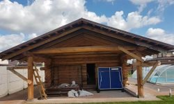 Wooden Evolution: Реставрація лазні, сауни (фото 8)