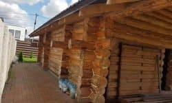 Wooden Evolution: Реставрація лазні, сауни (фото 9)