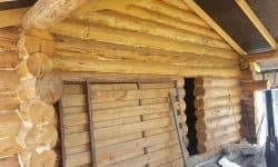 Wooden Evolution: Реставрація лазні, сауни (фото 10)