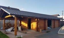 Wooden Evolution: Реставрація лазні, сауни (фото 11)