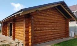 Wooden Evolution: Реставрація лазні, сауни (фото 12)