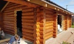 Wooden Evolution: Реставрація лазні, сауни (фото 13)