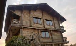 Wooden Evolution: Реставрация деревянных домов - фото 12