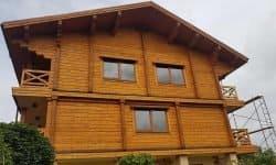 Wooden Evolution: Реставрация деревянных домов - фото 13