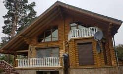Wooden Evolution: Реставрация деревянных домов - фото 14