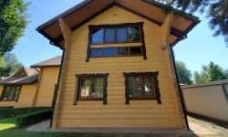Wooden Evolution: Реставрация деревянных домов - фото 21