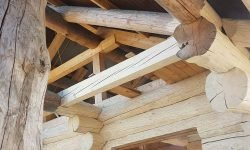 Wooden Evolution: Шлифовка сруба - фото 6