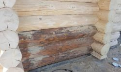 Wooden Evolution: Шлифовка сруба - фото 8