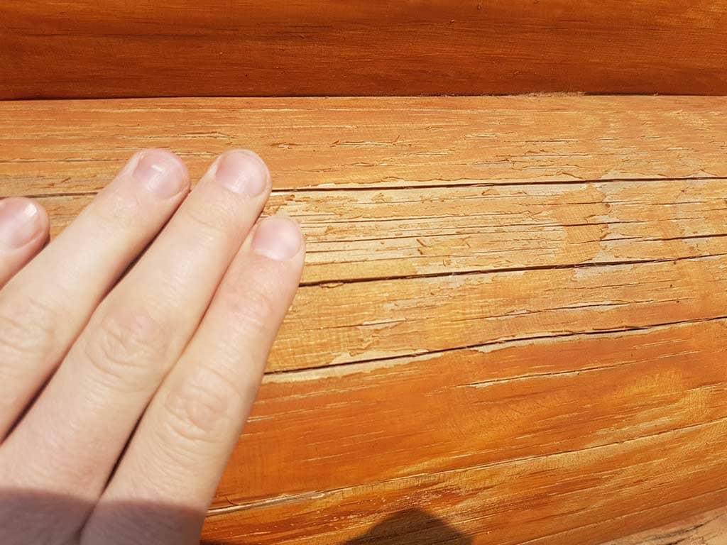 Wooden Evolution: Реставрация и отделка деревянного дома (Гуляй Поле) - фото 1