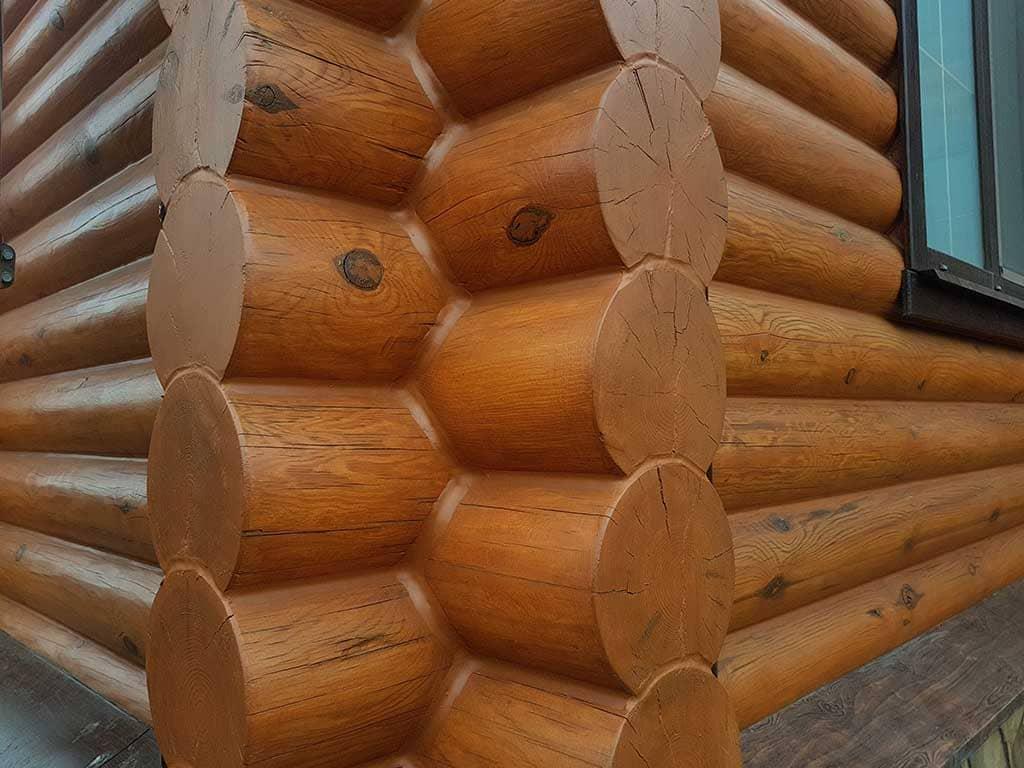 Wooden Evolution: Реставрация и отделка деревянного дома (Гуляй Поле) - фото 4