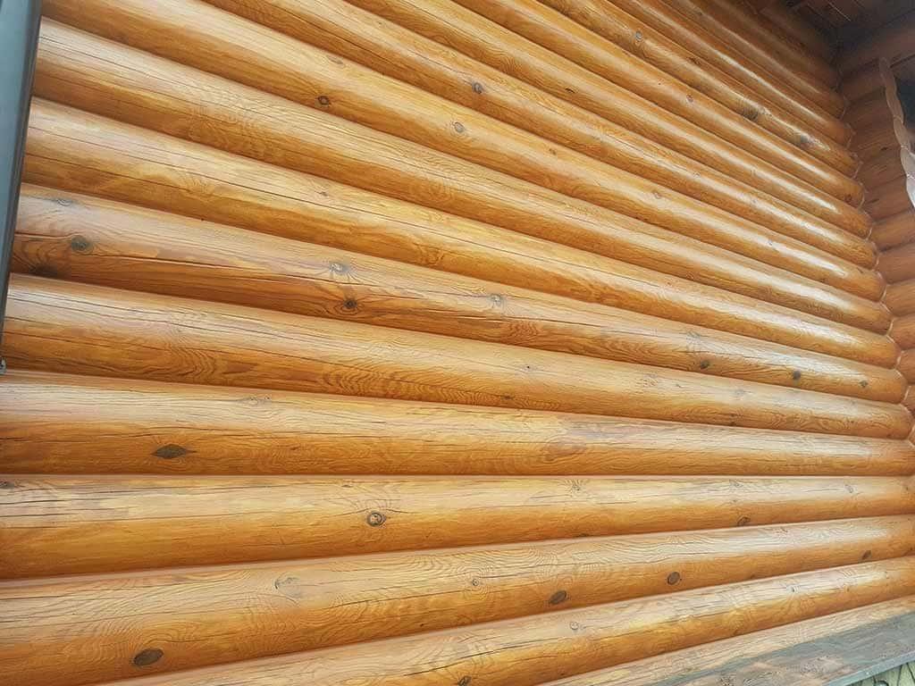 Wooden Evolution: Реставрация и отделка деревянного дома (Гуляй Поле) - фото 6