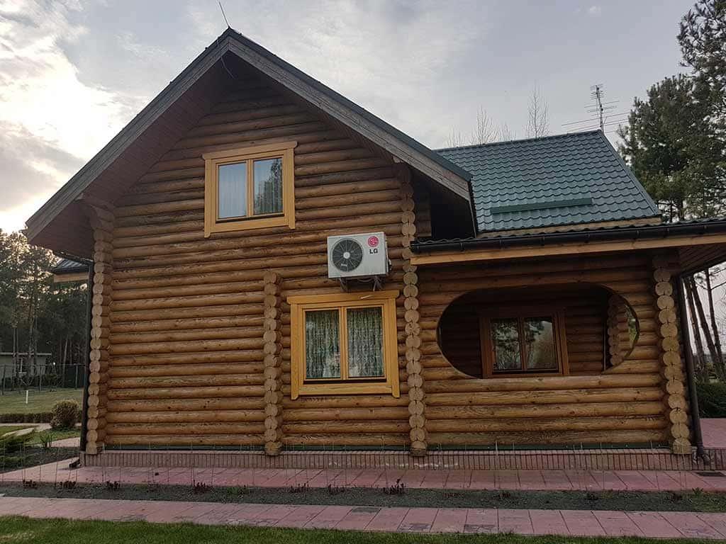 Wooden Evolution: Реставрация дома, бани, беседок (с. Кийлов) - фото 1