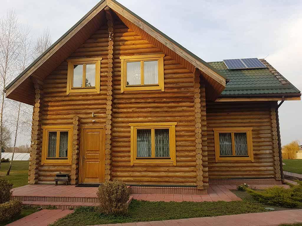 Wooden Evolution: Реставрация дома, бани, беседок (с. Кийлов) - фото 2